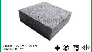 50 mm 180 Dns Yoğunlukta Bondex Ses yalıtım Süngerleri m2 Fiyatları