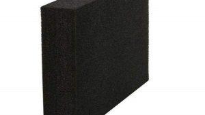 Düz Akustik Yanmaz Ses Yalıtım Süngerleri