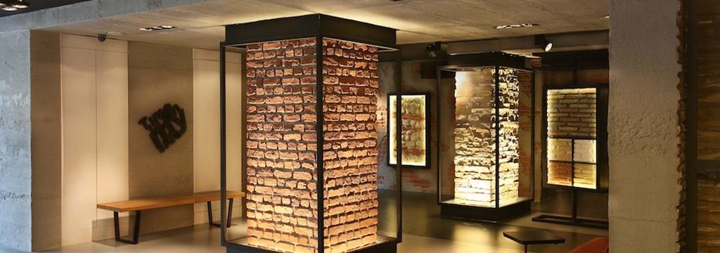 Fireproof Fiber Exterior Wall Cladding Panels