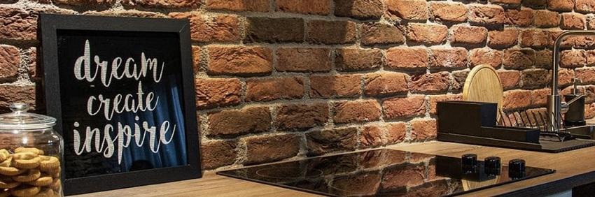 Doğal Tuğla Duvar Kaplamaları