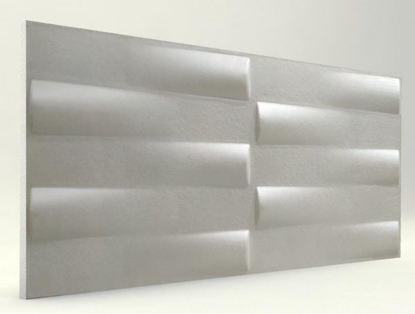 3d Xps Strafor Duvar Panelleri İnci Beyaz