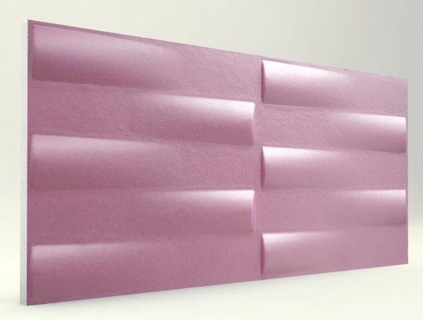 3d Xps Strafor Duvar Panelleri LİLA