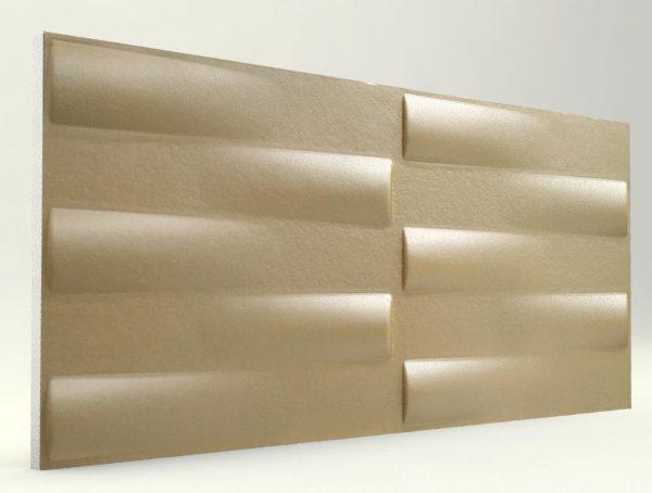 3d Xps Strafor Duvar Panelleri Sütlü Kahve