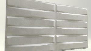 3d strafor duvar panelleri Örgü İnci Beyaz