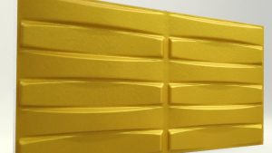 3d strafor duvar panelleri Örgü Gold