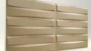 3d strafor duvar panelleri Örgü Sütlü Kahve