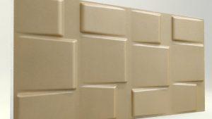 3d strafor duvar panelleri kare Sütlü kahve