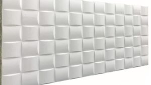 Ahşap Desenli Strafor Duvar Paneli Hasır Söve Modeli
