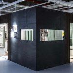 Cascano Beton Panel Black B-1986 Uygulama