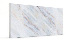 Düz Mermer Desenli Strafor Duvar Panelleri Bej Modeli