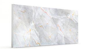 Düz Mermer Desenli Strafor Duvar Panelleri Gri Modeli