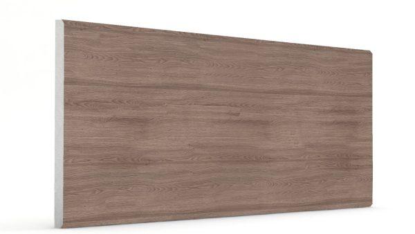 Düz Mermer Desenli Strafor Duvar Panelleri Sütlü Modeli