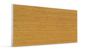 Düz Mermer Desenli Strafor Duvar Panelleri Somon Modeli