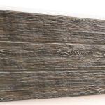 Dış Cephe Ahşap Desenli Strafor Duvar Panelleri Kabartma Modeli