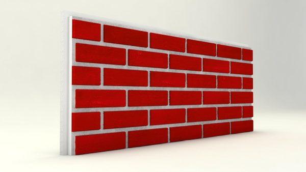 Dış Cephe Tuğla Desenli Strafor Panel Red Modeli