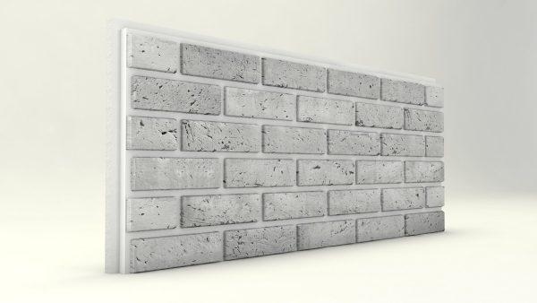 Dış Cephe Tuğla Desenli Strafor Panel Sade Modeli