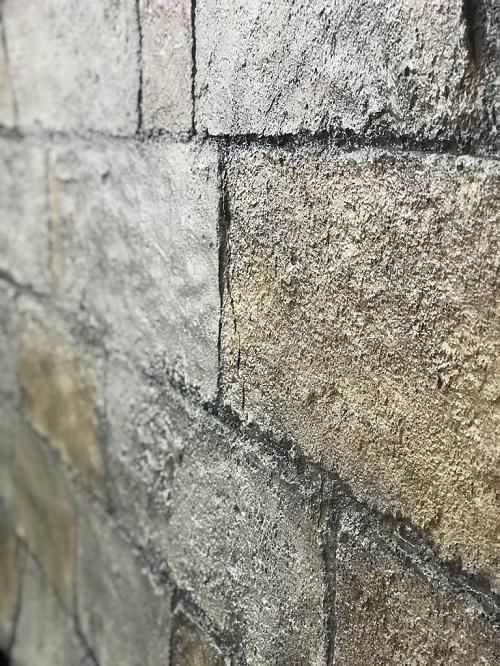 Decrepito Fiber Birket Duvar Panelleri