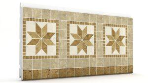 Mermer Görünümlü Strafor Dış Cephe Duvar Panelleri Fayans Modeli