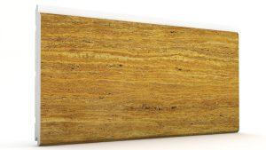 Mermer Görünümlü Strafor Dış Cephe Duvar Panelleri Sarı Modeli
