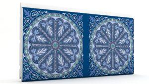 Mermer Görünümlü Strafor Dış Cephe Duvar Panelleri Selçuklu Modeli