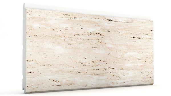 Mermer Görünümlü Strafor Dış Cephe Duvar Panelleri Traverten Modeli
