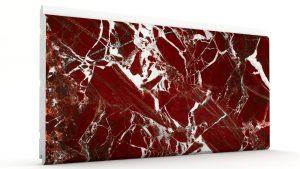 Mermer Görünümlü Strafor Dış Cephe Duvar Panelleri Vişne Modeli