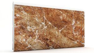 Mermer Görünümlü Strafor Dış Cephe Duvar Panelleri Volkanik Modeli