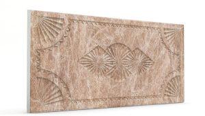 Osmanlı Dolunay Oymalı Strafor Duvar Paneli Mermer Model