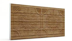 Osmanlı Yıldız Desen Oymalı Strafor Duvar Paneli Türk Kahvesi Modeli