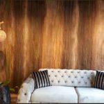 Wood Shell Fiber Ahşap Görünümlü Duvar Panelleri Modeli