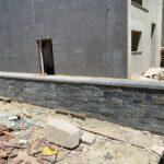 exterior slate stone panels cladding