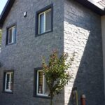 exterior slate stone wall cladding